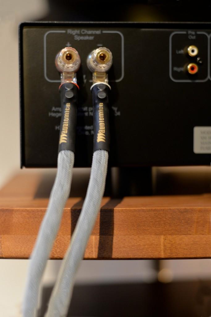 AUDIOMICA, des câbles hors du commun