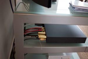 Installation câbles Audiomica